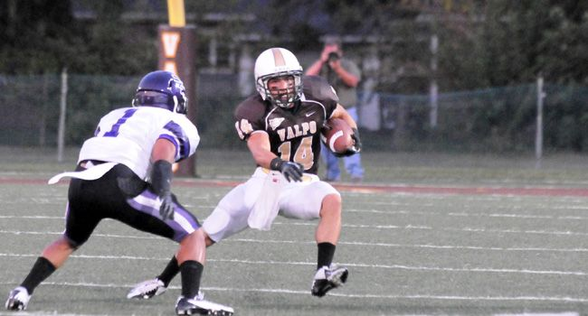 Homecoming Date with Campbell Signals Start of PFL Play