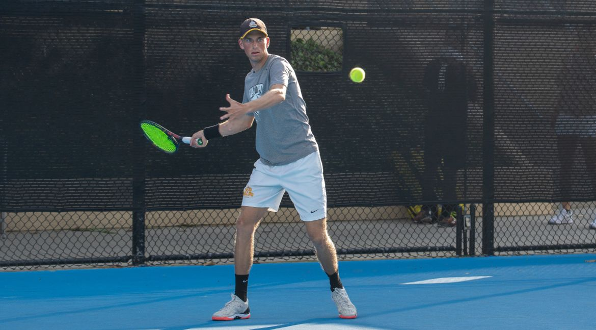 Ancona Represents Valpo, Summit League with Round 1 Mixed Doubles Win at Oracle ITA Masters