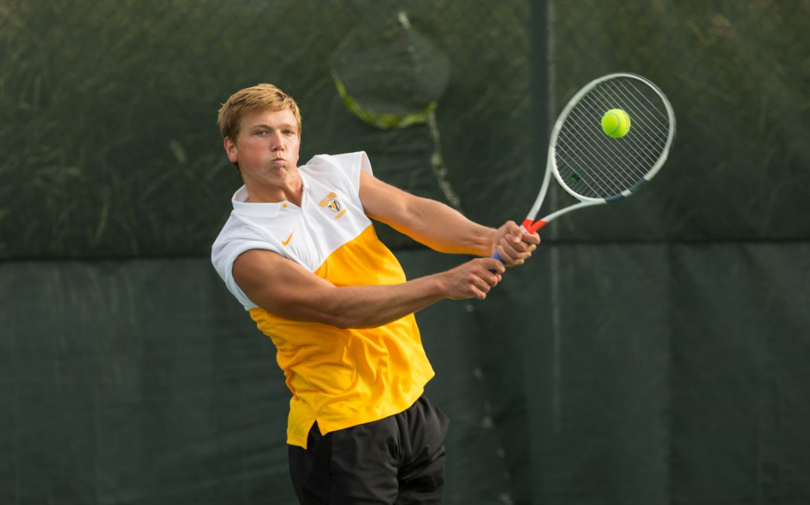 Men's Tennis Off to Strong Start at Purdue Fall Invitational