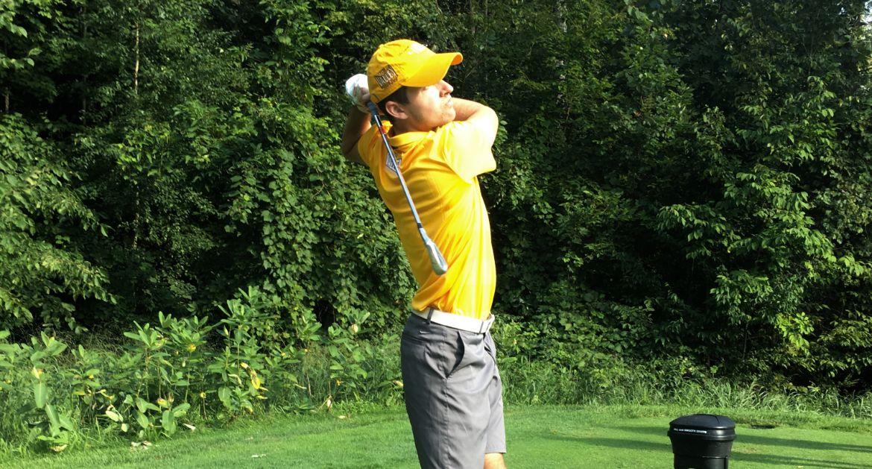 Men's Golf Opens Crusader Collegiate at Sand Creek
