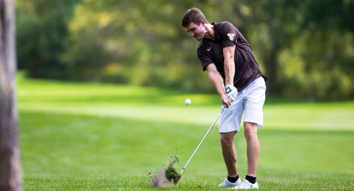 Toman Tops Team in Final Round at Drake