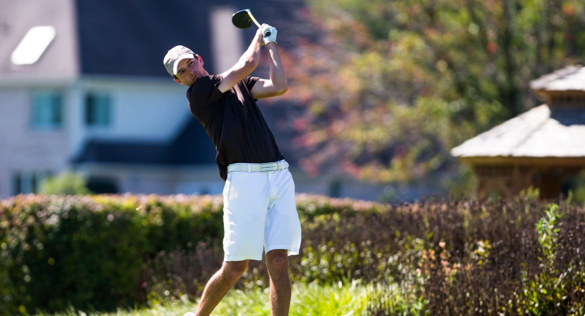 Men's Golf Closes Out Fall Season on Tuesday