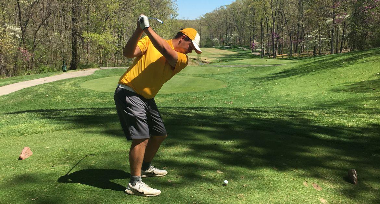 Men's Golf Opens Up MVC Championship