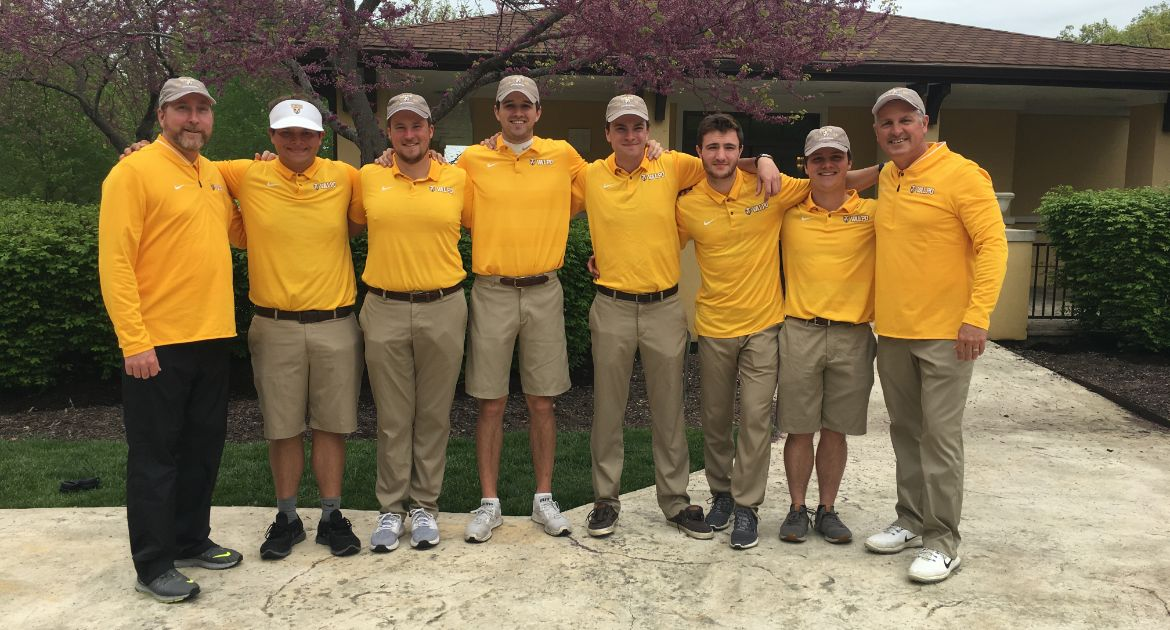 Glimpse of the Future: Youthful Lineup Closes Out 2018-19 Season for Valpo Men's Golf