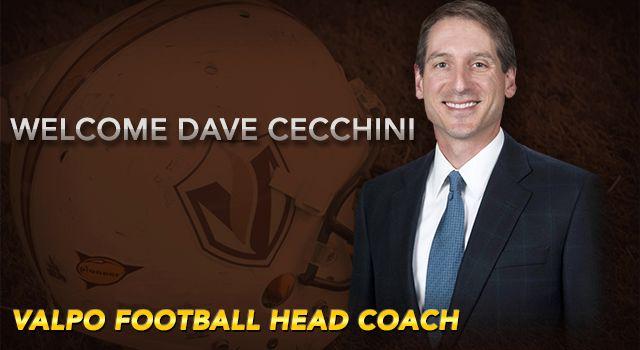 Dave Cecchini Named Head Football Coach