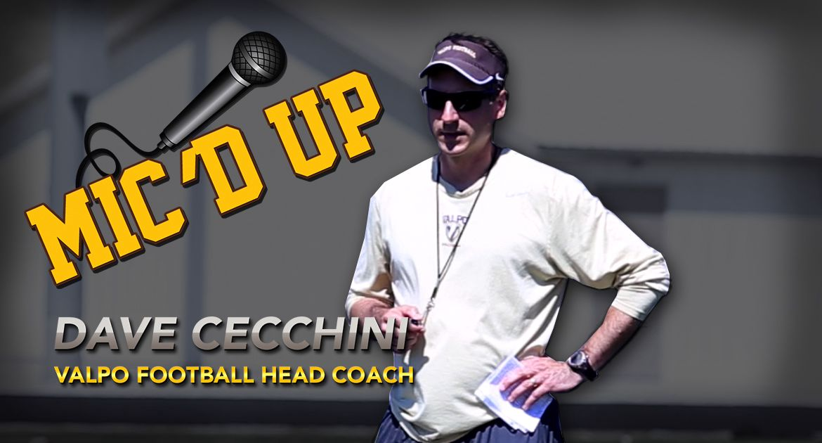 Mic'd Up With Dave Cecchini