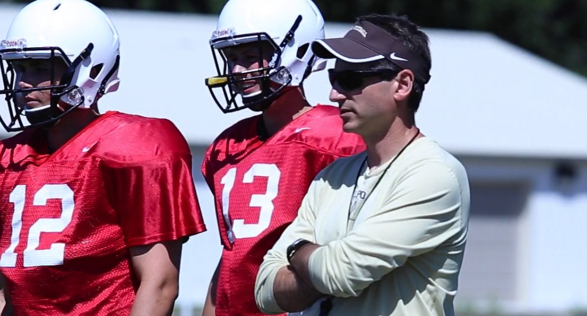 Crusaders Open 2015 Camp with a Fresh Tone