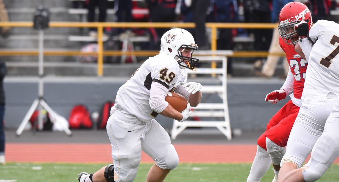 Flyers Hand Crusaders 42-19 Defeat
