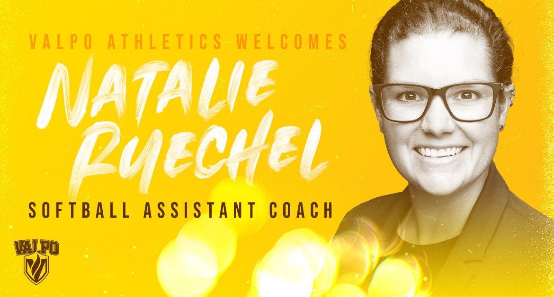 Natalie Ruechel Joins Valpo Softball Coaching Staff