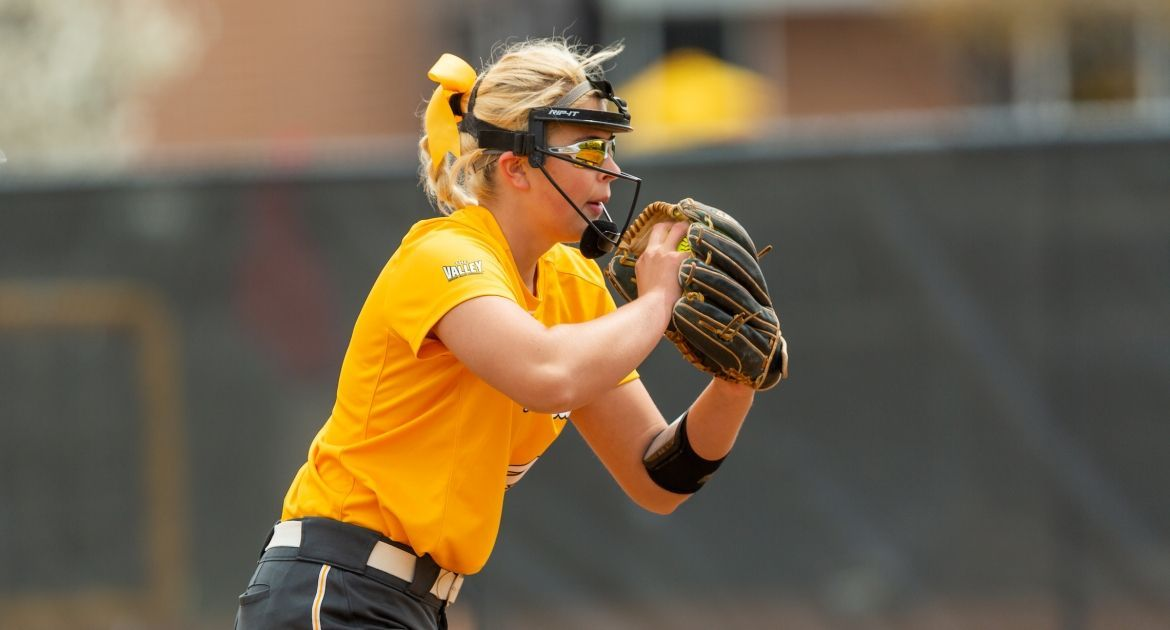 Softball Gets Strong Pitching In Saturday Doubleheader at SIU
