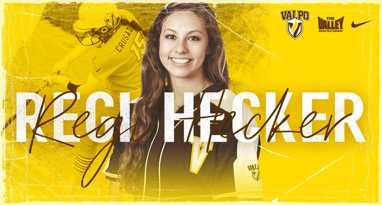Hecker Named to MVC All-Tournament Team