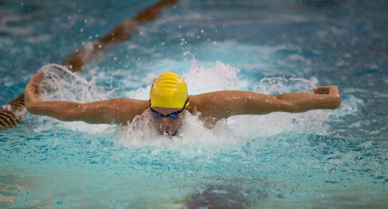 Valpo Swimming Opens Season at Butler Double Dual