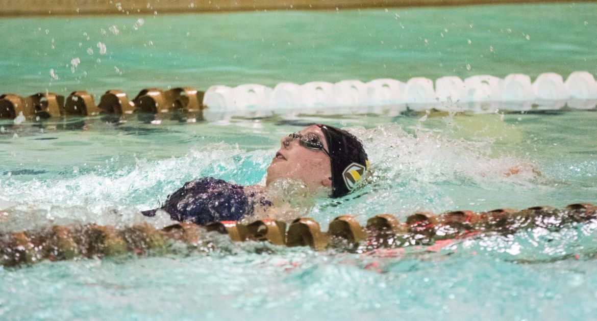 Swimming Teams Open Conference Championships Wednesday