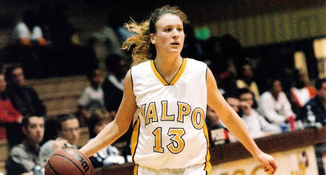 Katie Boone Set to Be Inducted Into Valpo Hall of Fame
