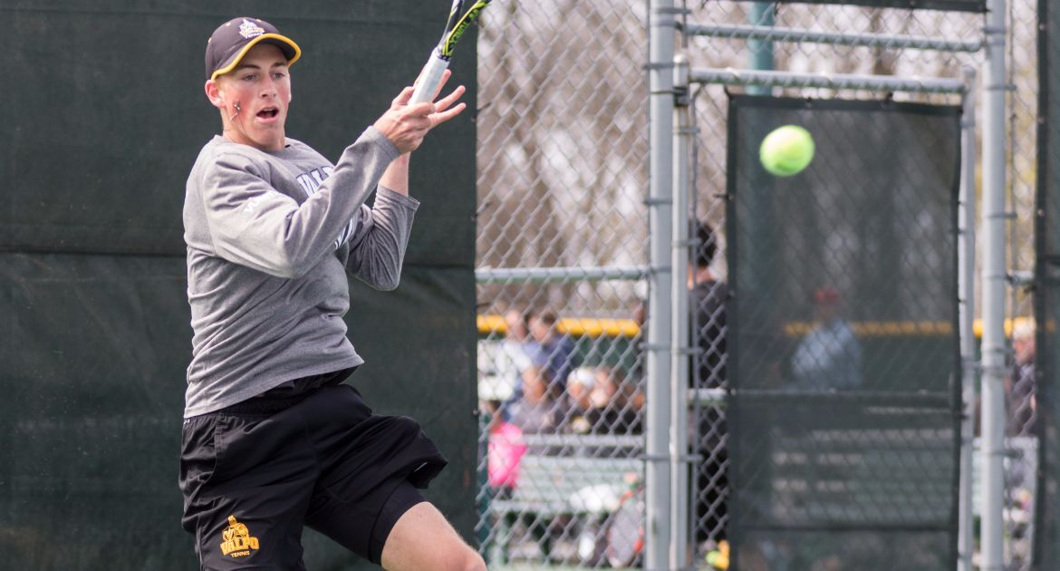 Men's Tennis Begins Quest for Third Straight NCAA Appearance with Strong Showing