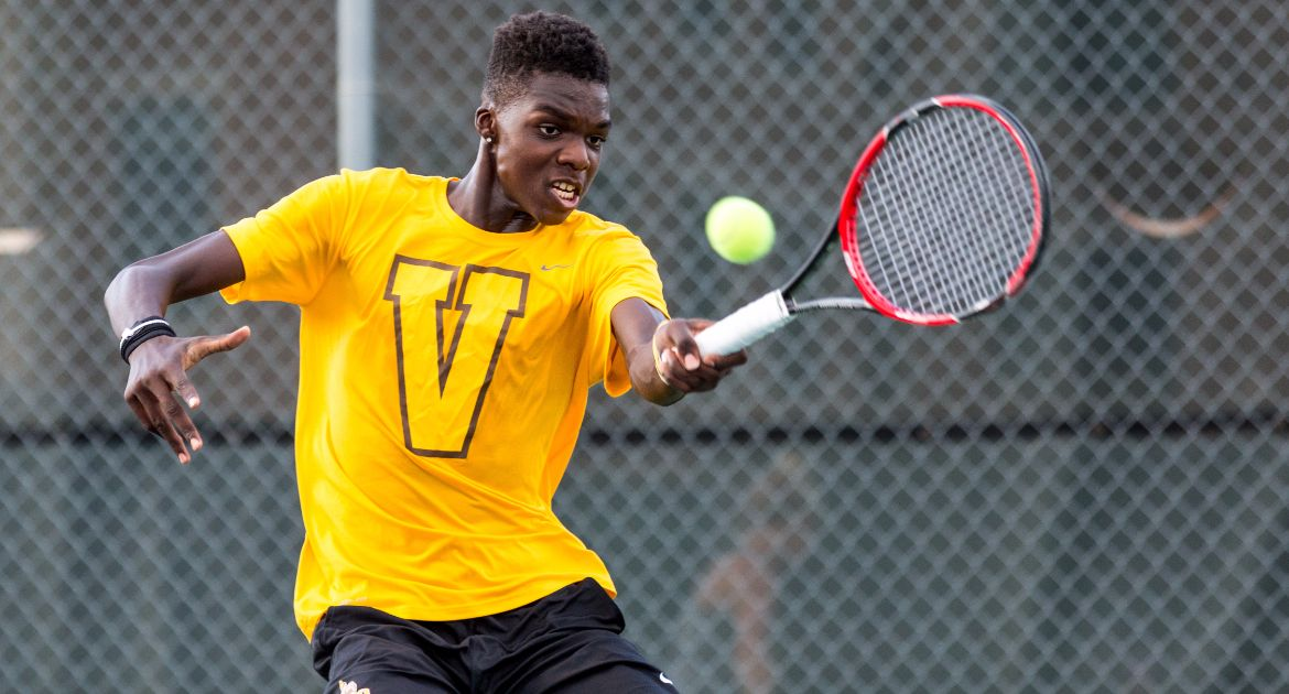 Men's Tennis Begins Competition at ITA Midwest Regional