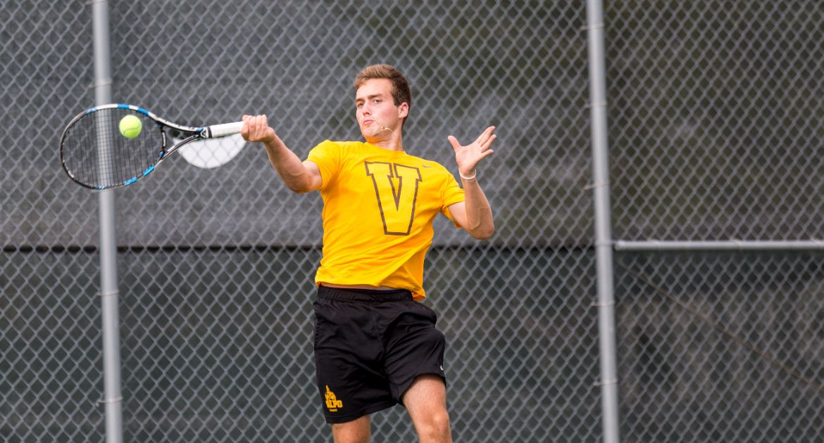 Crusaders Well Represented on Second Day at ITA Regional