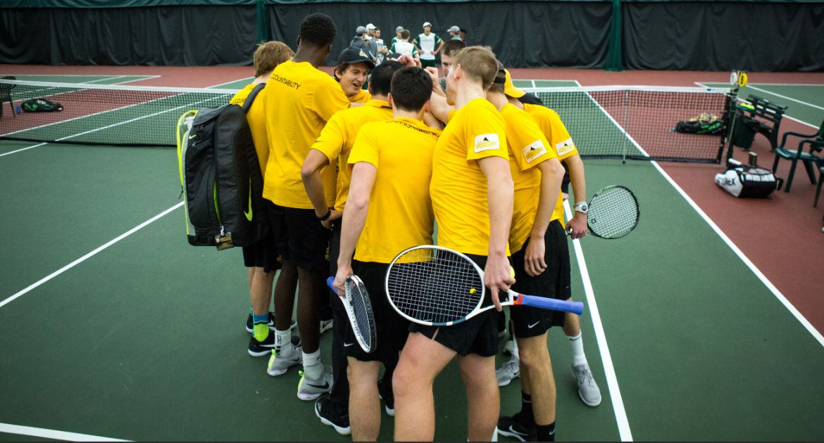 Kenyatte Prevails in Defeat to Nationally Ranked Western Michigan