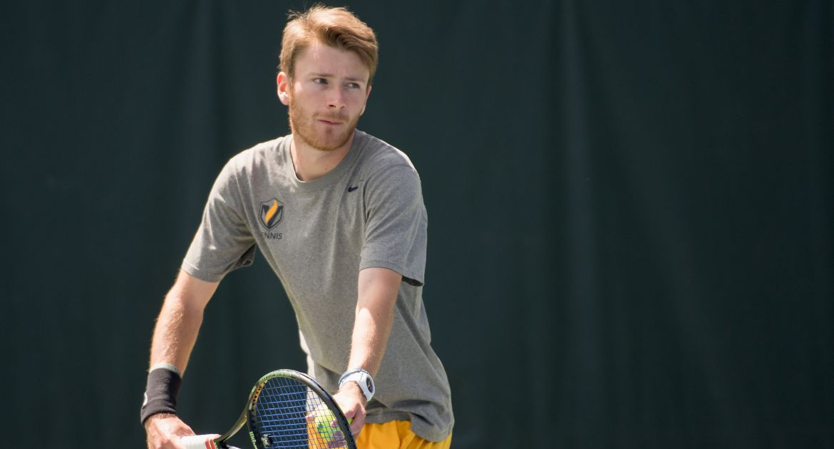 Men's Tennis Takes Doubles Point in Loss to Florida Atlantic