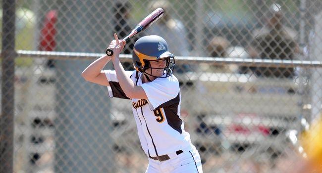 Softball Completes Series Sweep