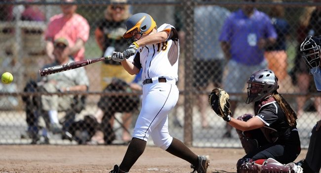Crusaders Split Sunday Twinbill With Flames