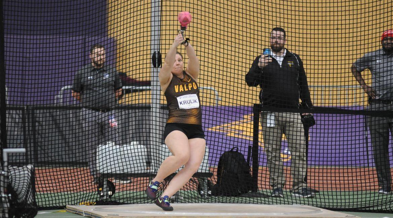 Krulik Recognized in MVC Scholar-Athlete Spotlight