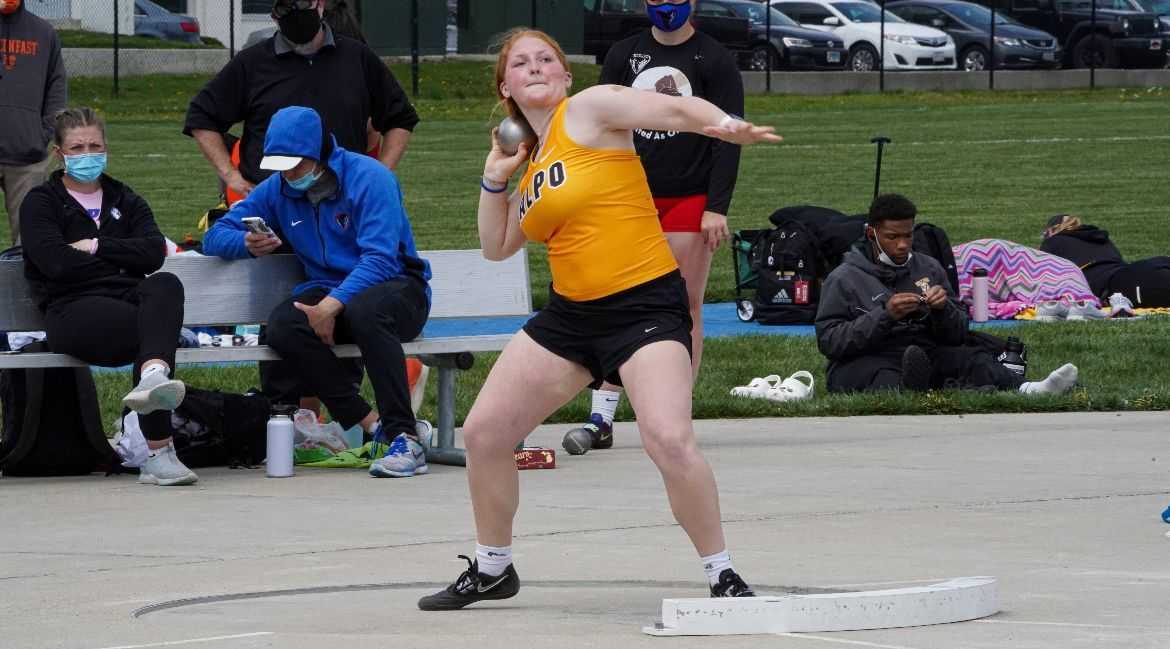 Track & Field Rounds Out Gibson Invitational