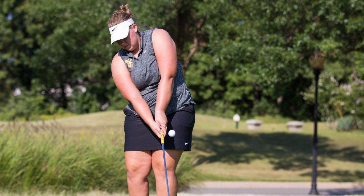 Willenbrink Paces Crusaders on First Day of Loyola Invitational