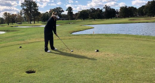 Women's Golf Rounds Out Fall Season