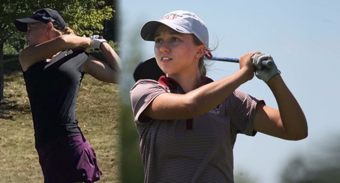 Women's Golf Announces Pair of Additions to Program