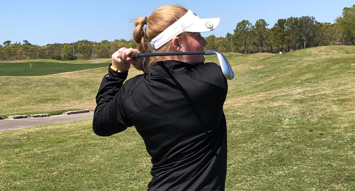 Schier Achieves Personal Best on Tuesday