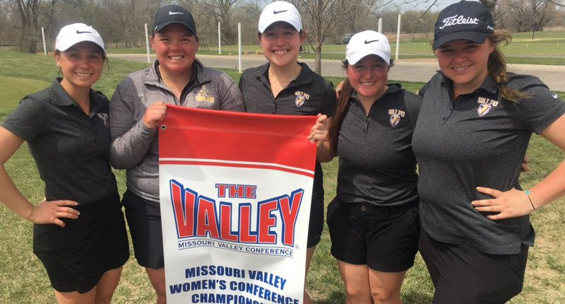 Women's Golf Concludes Season with Another Strong Round at MVC Championship