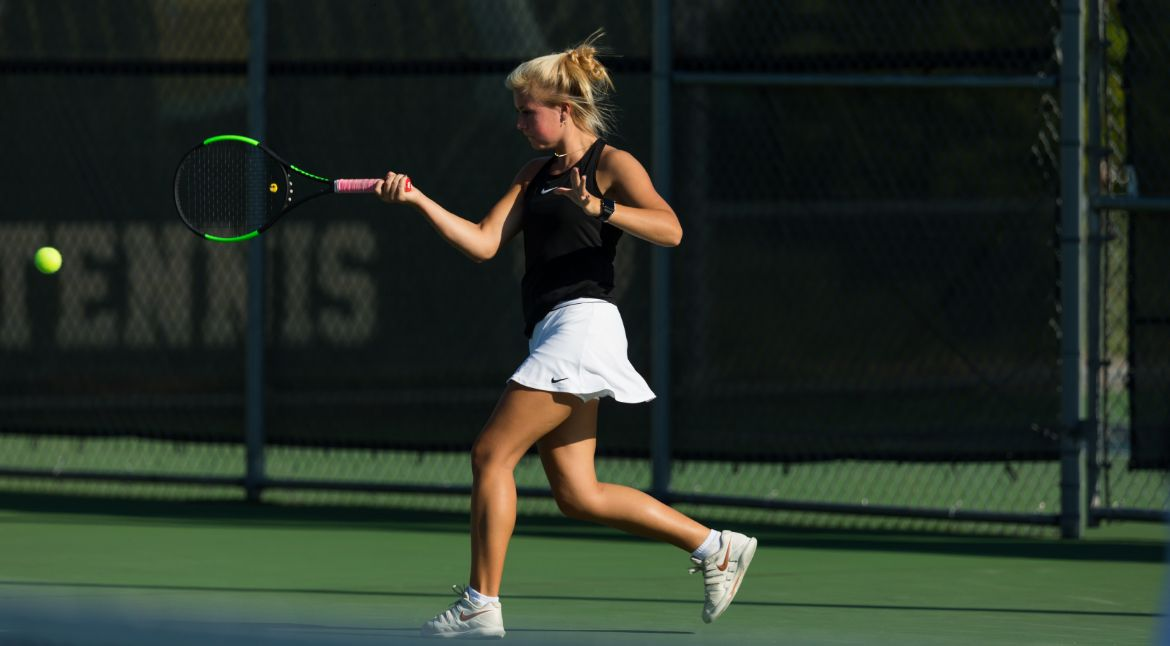 Women's Tennis Opens UIC Invitational on Friday