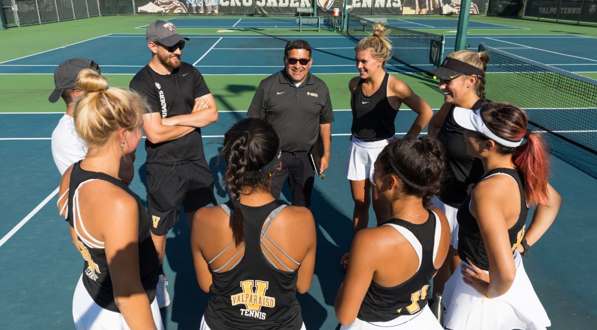 Solid Fall Season Comes to End for Valpo Women's Tennis