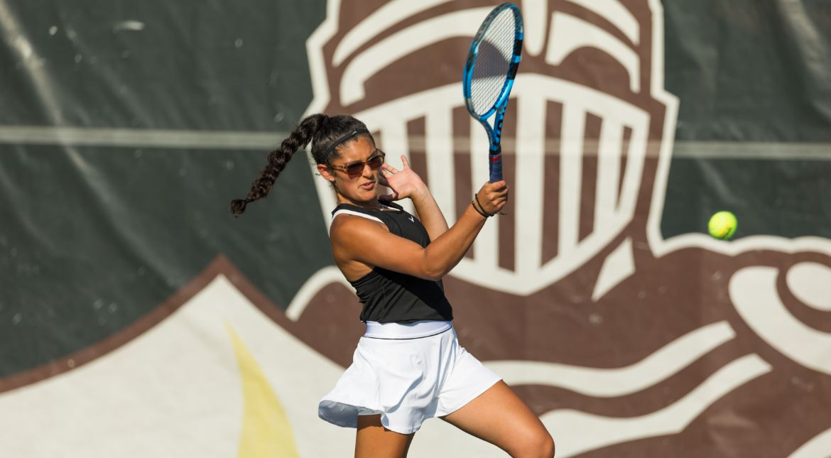 Women's Tennis Starts Spring Season with Victory