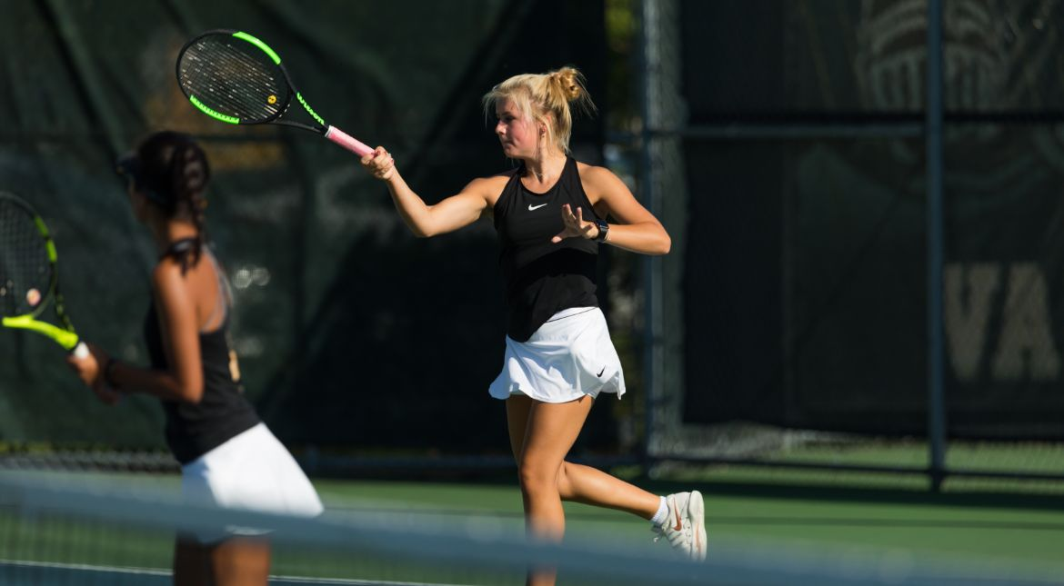 Women's Tennis Drops Match vs. Weber State