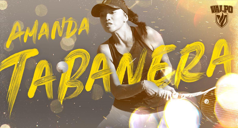 Tabanera Wins MVC Singles Player of the Week