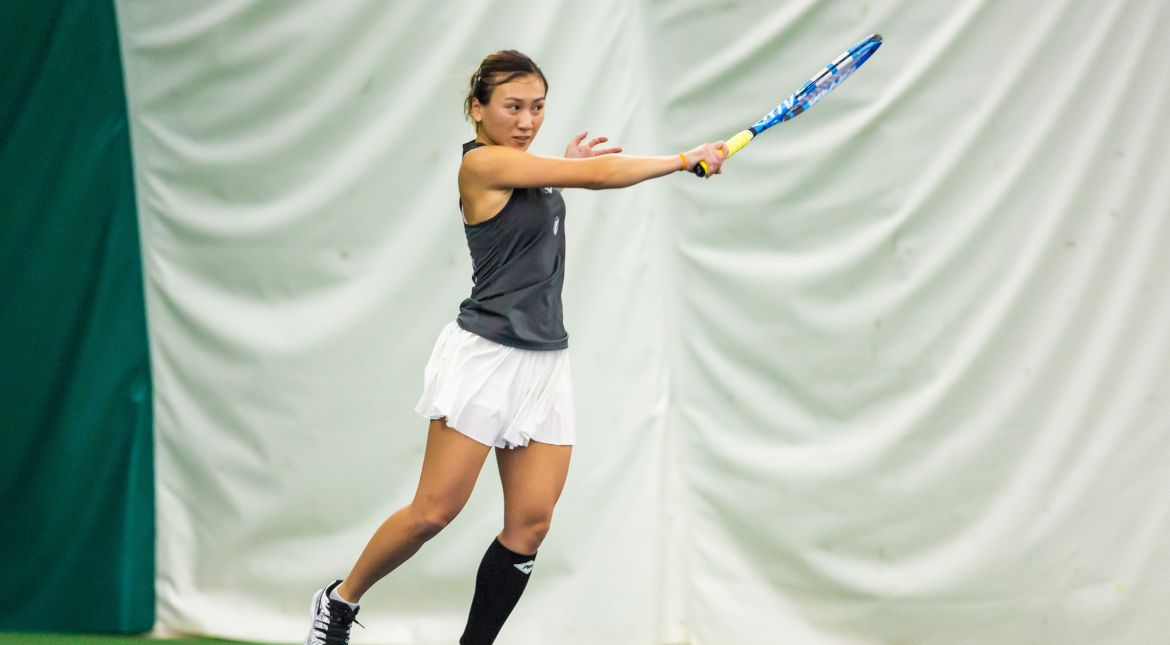 Women's Tennis Falls to Air Force