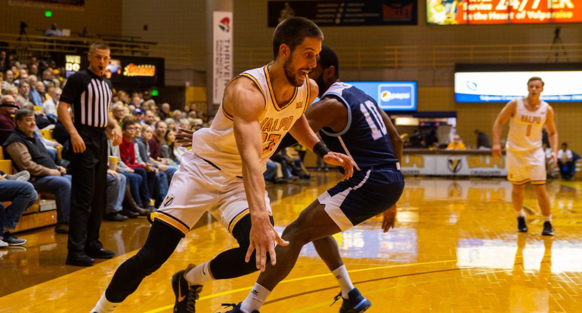 Valpo Falls at Southern Illinois on Tuesday