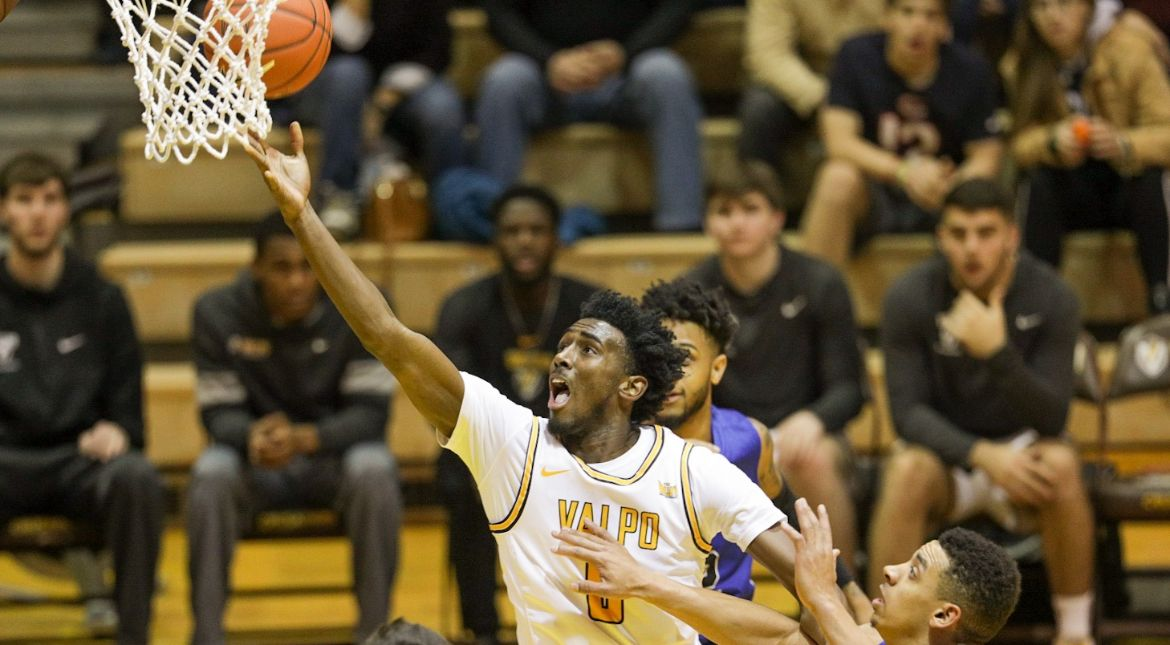 Valpo Battles to Gutty Win Over Indiana State