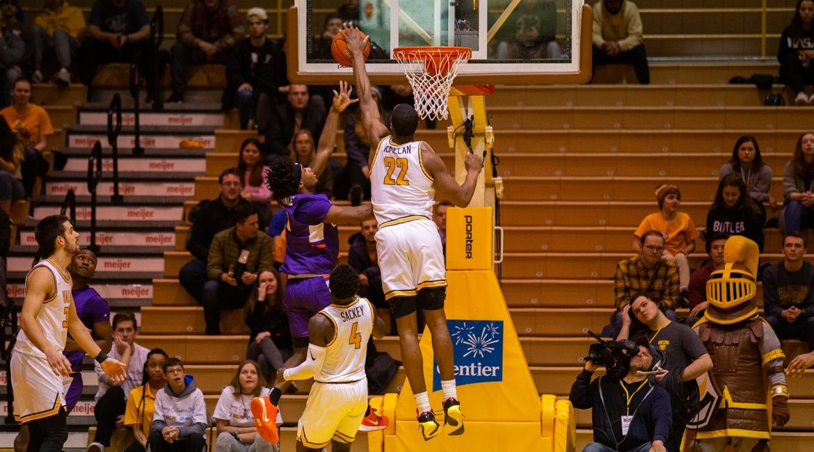 Valpo Fends Off Evansville Surge for Home Victory