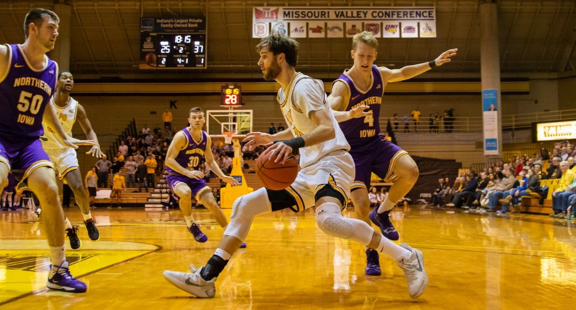 Valpo Falls to Receiving-Votes UNI on Wednesday