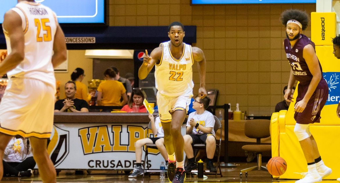 Stingy Defense Helps Valpo Dispatch SIU on Wednesday