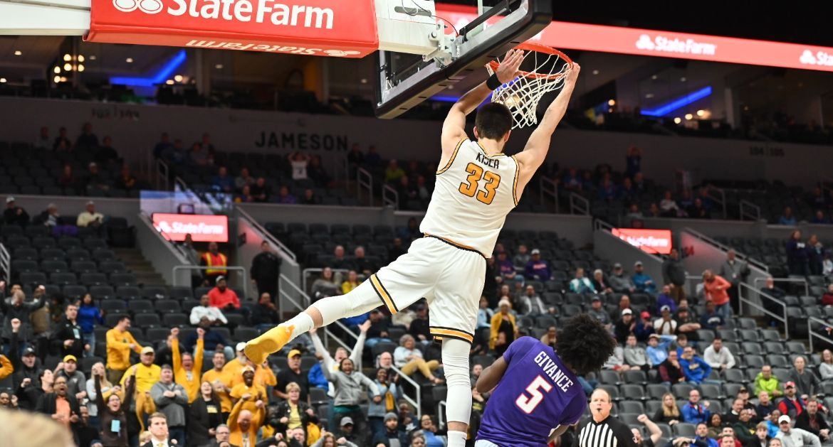 Valpo Survives Evansville, Advances to MVC Quarterfinals