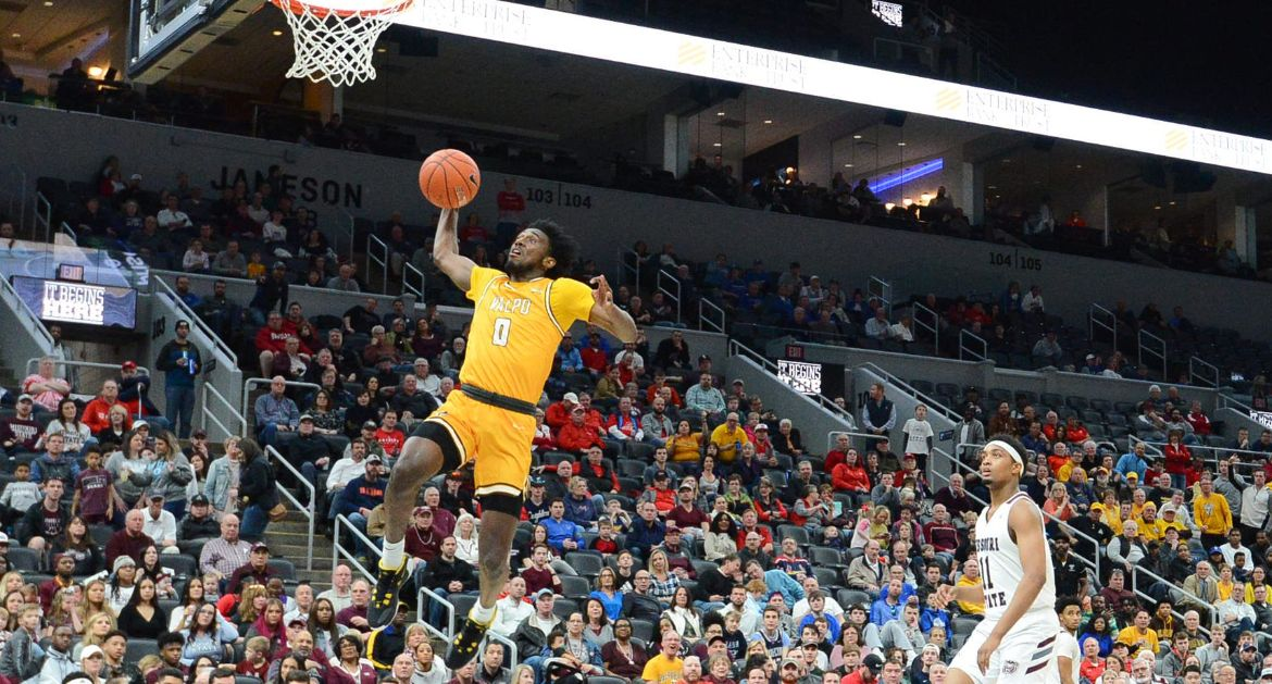 Valpo Defeats Missouri State, Advances to MVC Tournament Championship