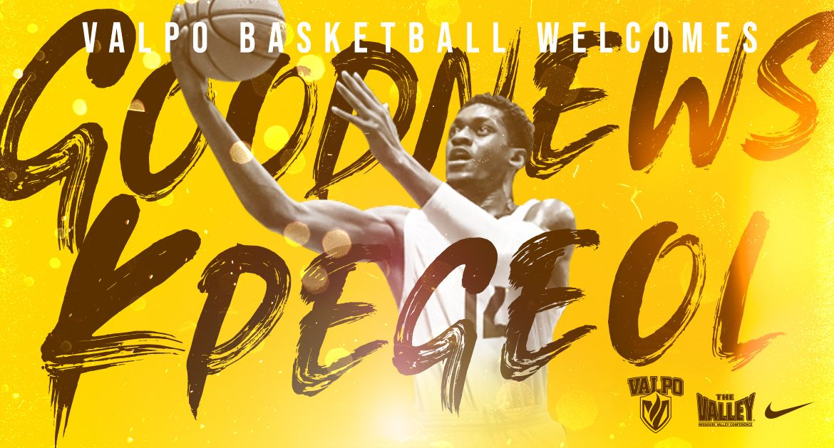 Goodnews Kpegeol Joins Valpo Basketball Program