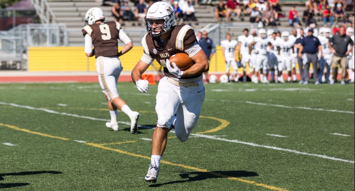 Cartales Runs for Two Touchdowns in PFL Opener at Drake