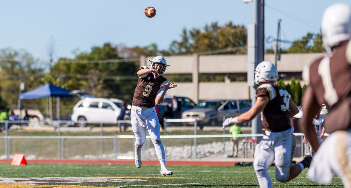 Seewald Honored as PFL Offensive Player of the Week