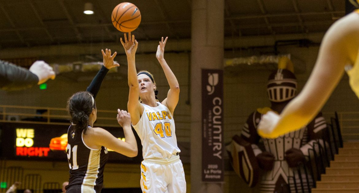 Women's Basketball Prevails in Exhibition Action