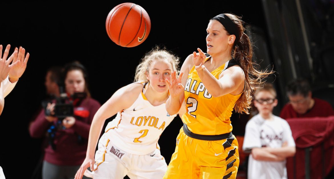 Furious Fourth-Quarter Comeback Propels Women's Basketball Past Loyola